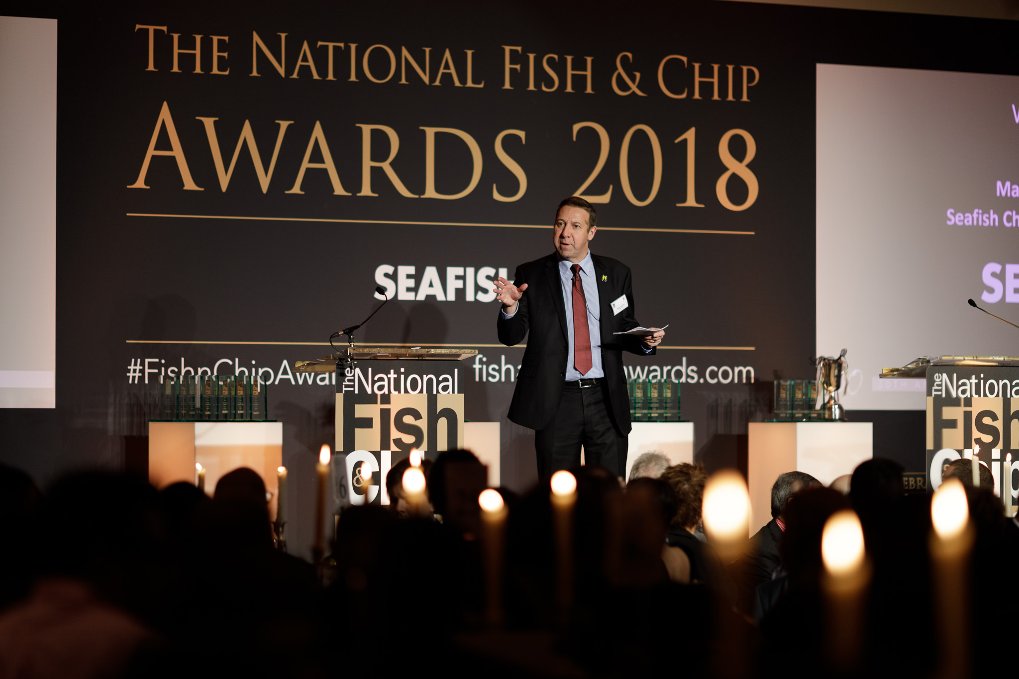 The National Fish & Chip Awards 2018
