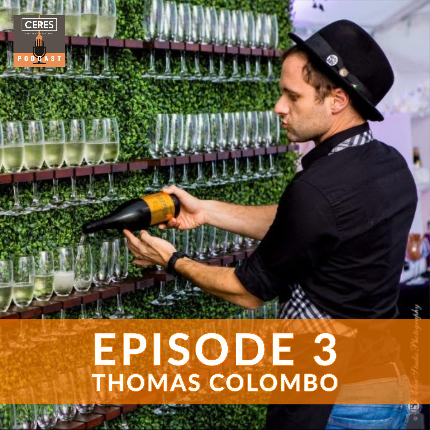 episode 3 cover of Thomas Colombo