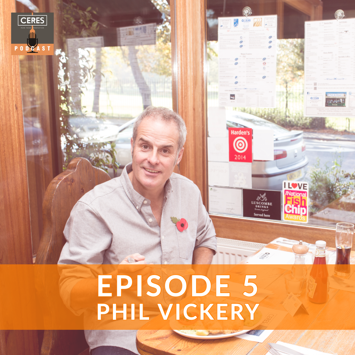 Phil Vickery episode cover art