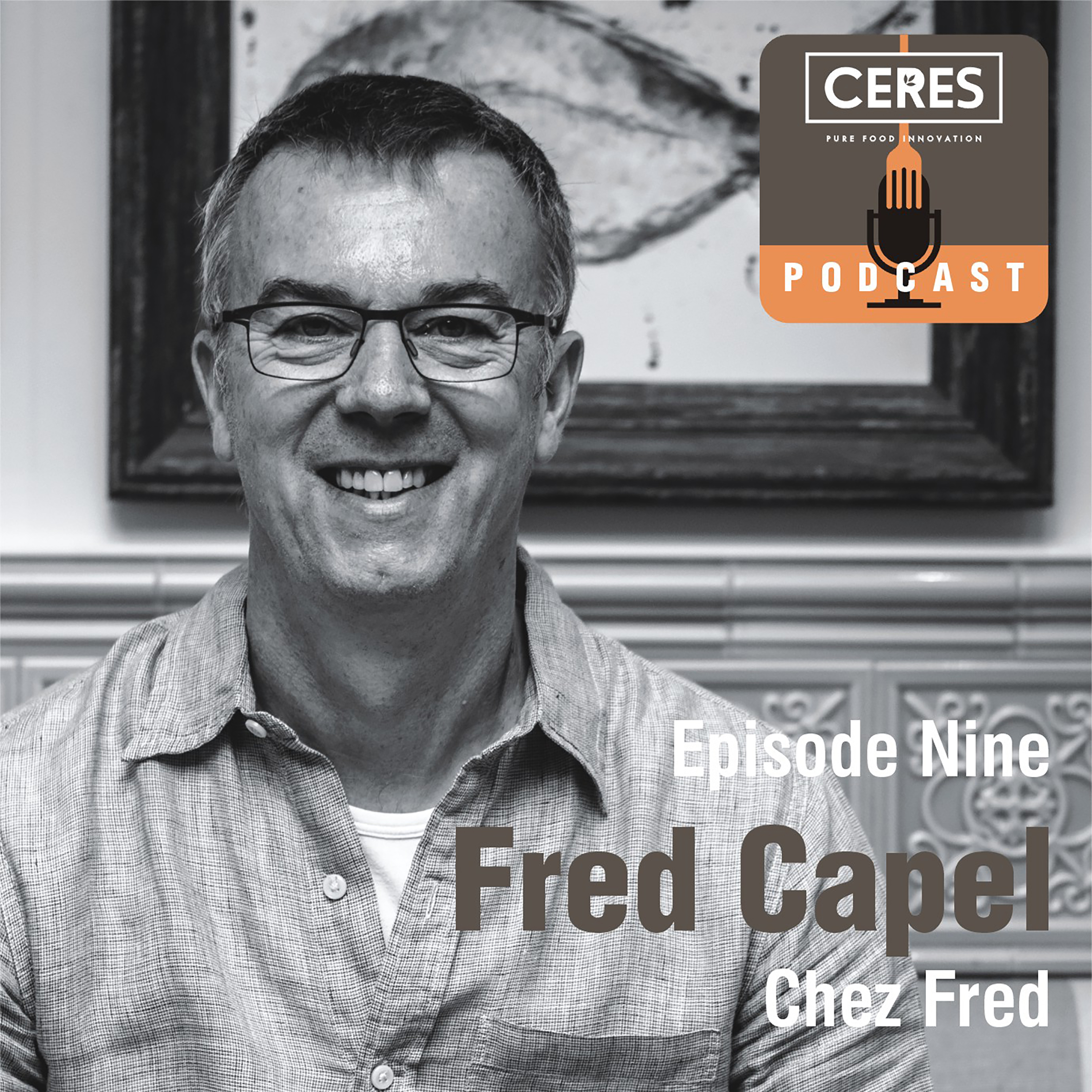 Fred Capel Podcast Cover