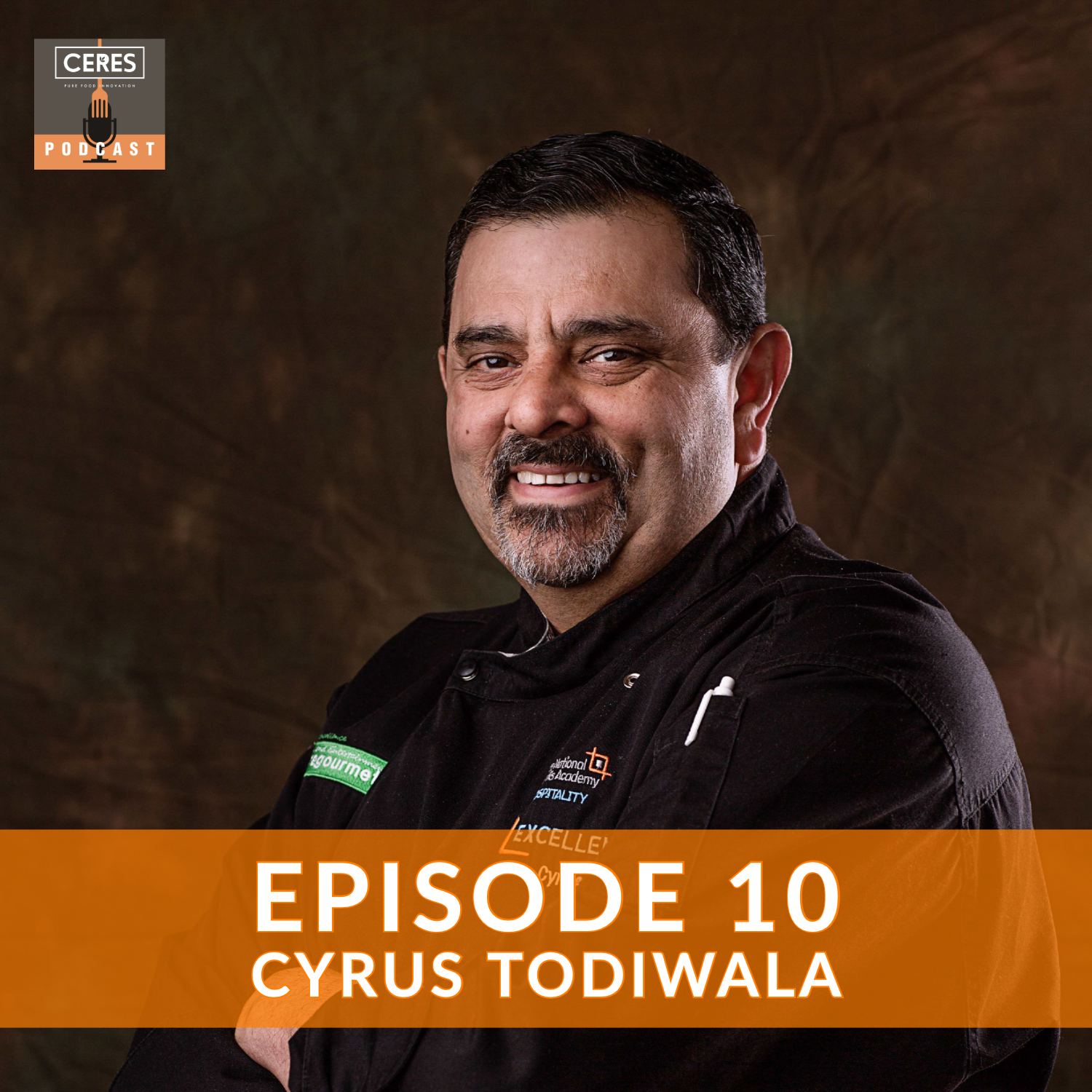 Cyrus Todiwala Episode Cover
