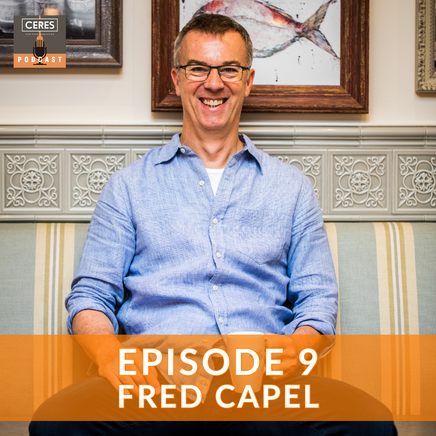 Fred Capel Episode Cover