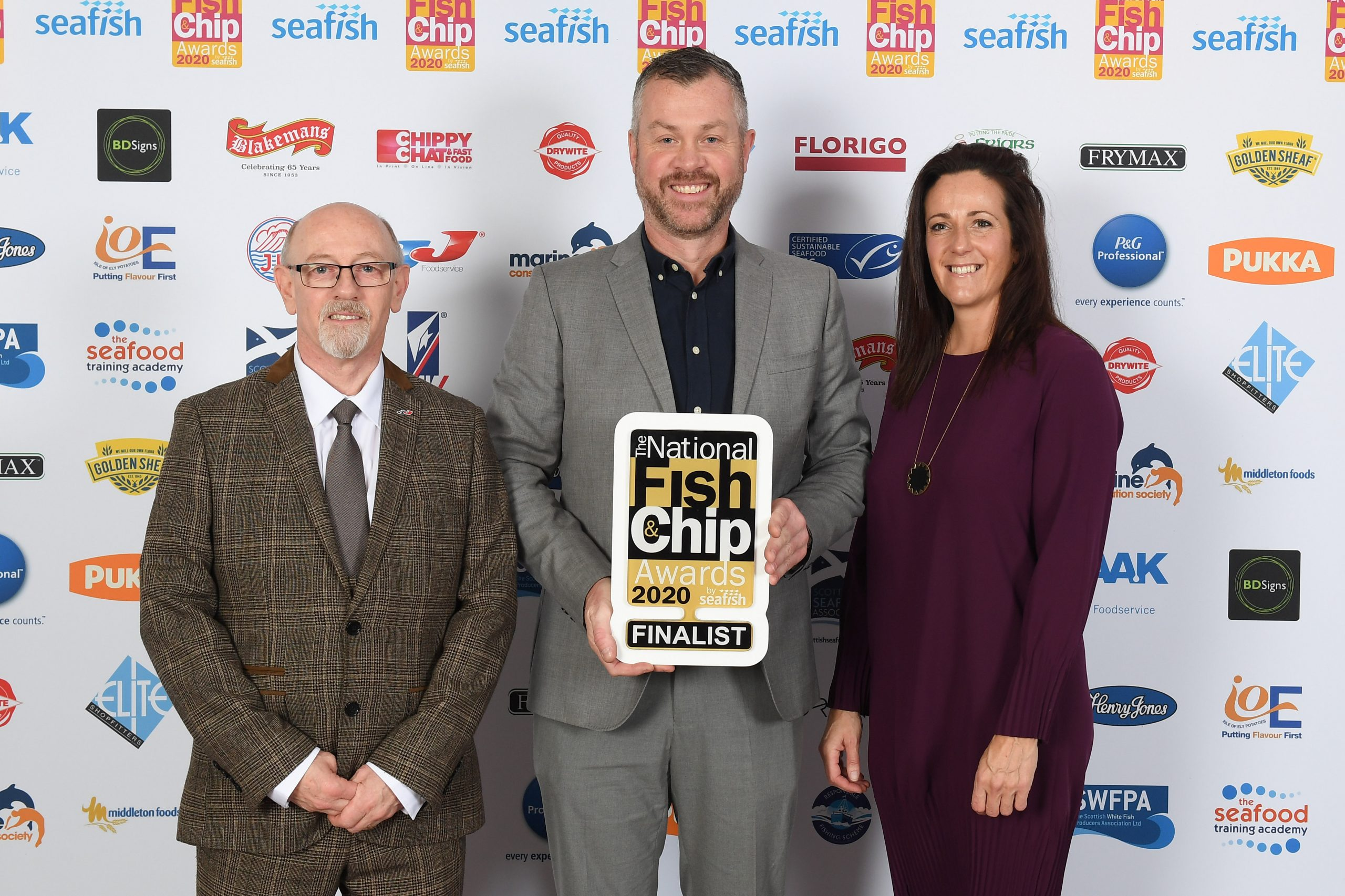 The English Indian, national fish chip awards