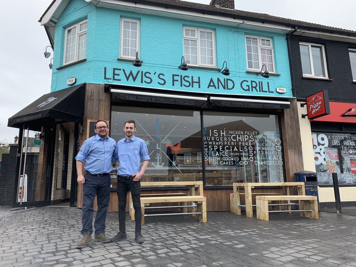 lewis's grill national fish chip awards