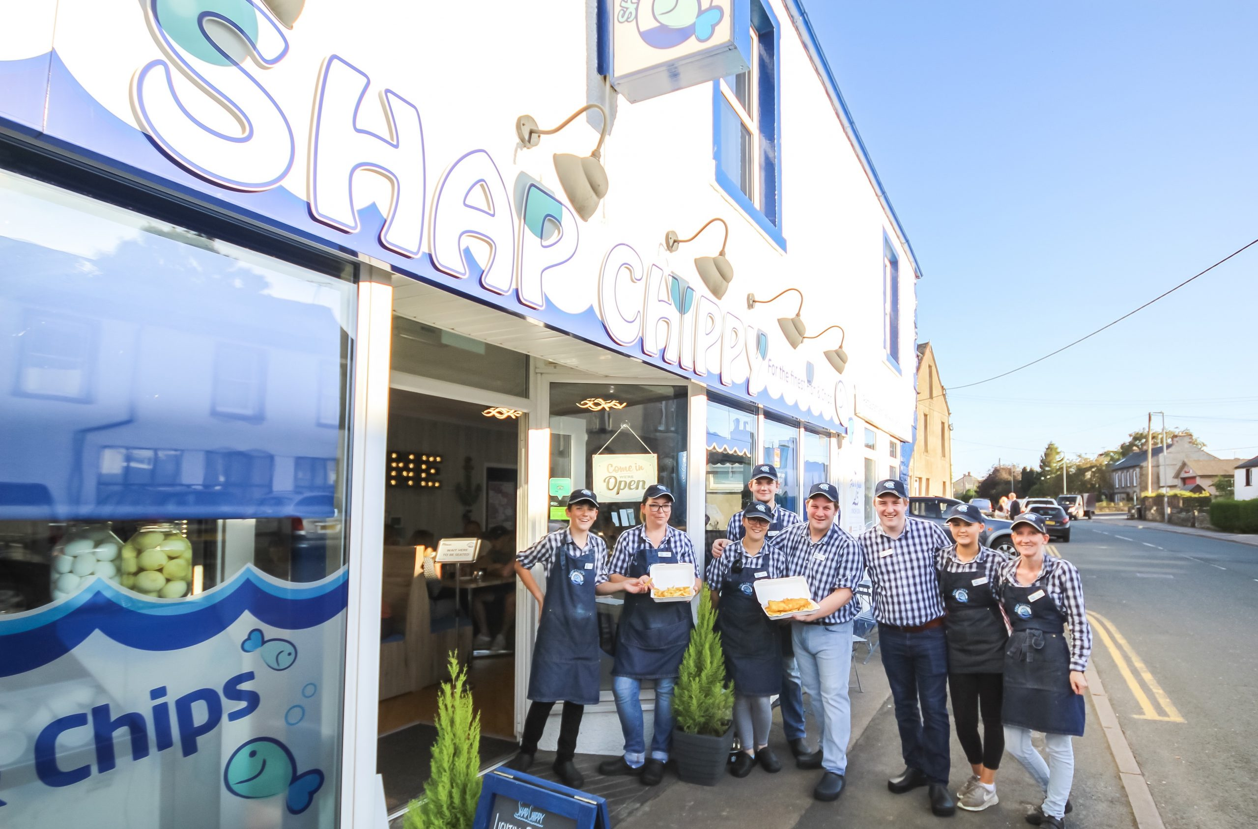 Shap chippy national fish chip awards
