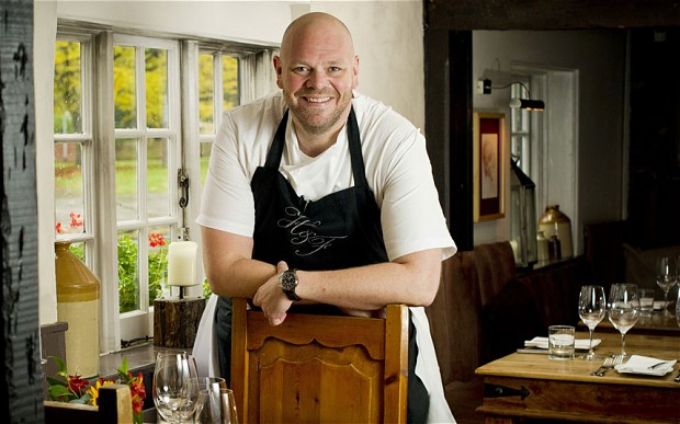 Nikki Williams Tom Kerridge