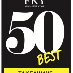 Fry Magazine - Top 50 Best Takeaways