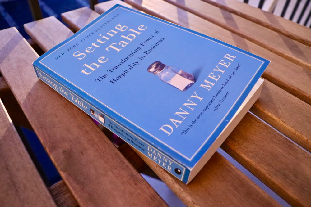 Danny Meyer - Setting the Table