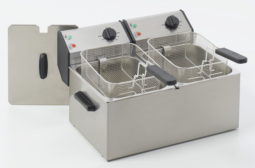 SHOULD YOU USE A COUNTERTOP FRYER?