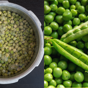 MARROWFAT PEAS VS GARDEN PEAS