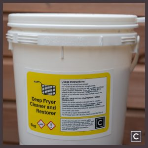 CERES DEEP FRYER CLEANER AND RESTORER