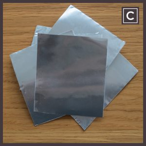 ALUMINUM TAPE SHEETS X10