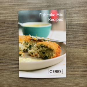 Fishcake Recipe Booklet
