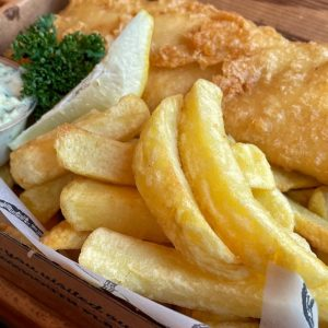 IDEAS TO INSPIRE FOR NATIONAL FISH & CHIP DAY