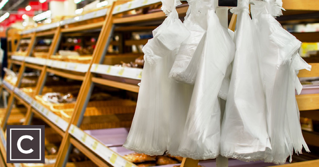 CARRIER BAG CHARGES COME INTO PLAY