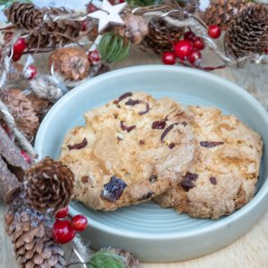 WHITE, CHOCOLATE, CRANBERRY, COOKIES, CERES, NATURAL BATTER MIX